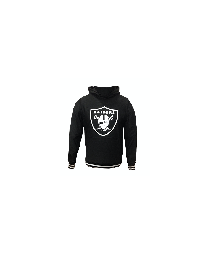 on sale 00292 6dff2 NEW ERA HOODIE DRY ERA NFL OAKLAND RAIDERS