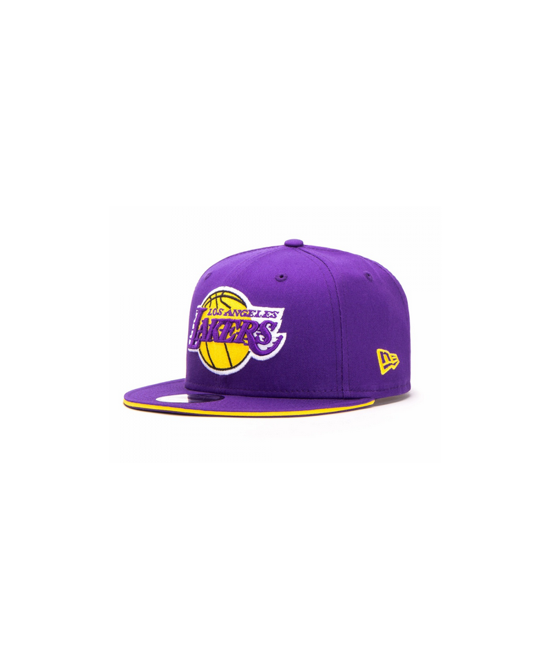 58d75a8033e New Era 9FIFTY kids Snapback Cap team classic Los Angeles Lakers