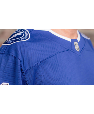 Steven Stamkos Breakaway player jersey blue Tampa Bay Lightning